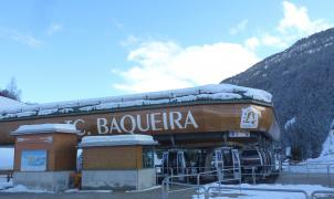 Baqueira Beret cierra la estación como medida preventiva ante el Covid-19