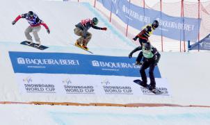 La Copa del Mundo de Snowboard Cross 2019 situará a Baqueira como estación referente