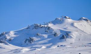 La nevada devuelve a Baqueira su inmaculado blanco y le permite superar los 100km esquiables