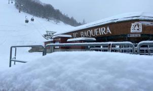 En el último momento Baqueira aplaza la inauguración de la temporada de esquí