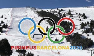 Nace una plataforma de oposición a la candidatura olímpica Barcelona-Pirineus 2030