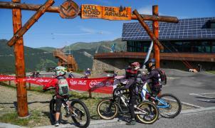 Vallnord – Pal Arinsal finaliza el primer fin de semana del verano con 1.700 visitantes