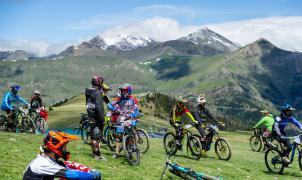Vallnord Bike Park la Massana alza el telón de la temporada de verano este fin de semana