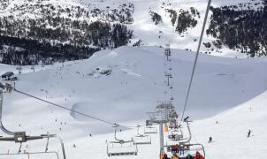 Grandvalira registra cerca de 150.000 días de esquí durante la Semana Santa
