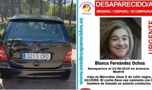 Hallado el coche de Blanca Fernández Ochoa en Cercedilla