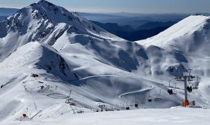 Boí Taüll firma un febrero de afluencia de esquiadores histórico