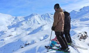 El 97% de los esquiadores piensa esquiar este invierno y prefiere hacerlo en enero