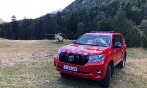 Fallece una excursionista al caer por un barranco en el Parque Nacional de Aigüestortes