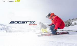 Boost 300 arcHtech de Wed´ze, un esquí de iniciación con prestaciones y precio irresistibles