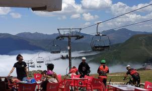 Valgrande Pajares cierra un gran verano con más de 2.500 visitantes que quiere repetir en invierno