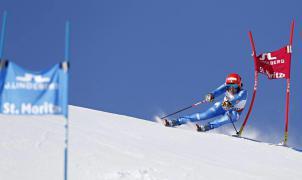 Cancelada la Copa del Mundo de Esquí de Are y Brignone, ganadora del Globo de Oro