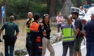 Medio centenar de efectivos se suman a la búsqueda de Blanca Fernádez Ochoa