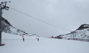 Valgrande Pajares abrirá parcialmente a partir de este fin de semana a la espera de El Brañillín
