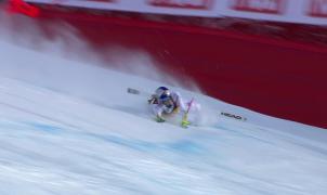 Vídeo de la caída de Lindsey Vonn en el último supergigante de su carrera