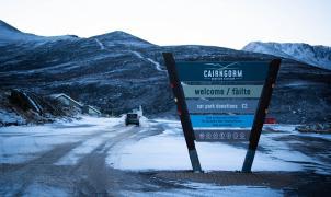 Las estaciones de Escocia abren este fin de semana, pero pocos pueden ir a esquiar
