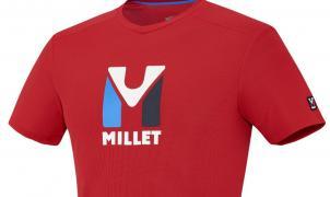 Nueva Millet Trilogy Grid SS, la camiseta tributo que más rápido evapora el sudor