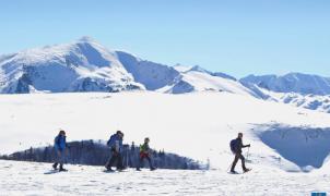 Camurac, la estación de esquí de país Cátaro, abrirá hasta el 26 de marzo