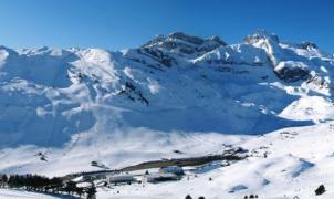 La estación de esquí de Candanchú mantendrá abiertas sus instalaciones hasta el domingo 7 de abril