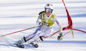 Los esquiadores Joan Verdú y Cande Moreno pierden una cuarta parte de la beca asignada