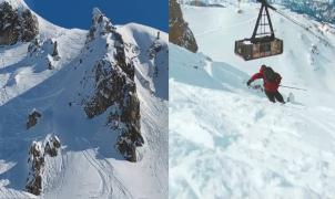 Vídeo: Candide Thovex vuela en Courchevel