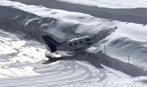 Vídeo: Aterriza como puedas en el aeropuerto de Courchevel