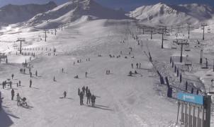 Las estaciones de esquí andorranas abrirán el 2 de enero solo para los andorranos