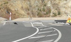 La carretera RN116 de acceso a las estaciones de esquí vuelve a estar cerrada