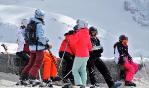 ¿Hubiera burlado la muerte el esquiador de La Molina con el uso del casco?
