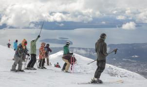 Catedral Alta Patagonia finaliza una temporada de esquí marcada por las escasas nevadas