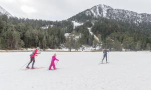 Cauterets: la estación de Pont d'Espagne abre el esquí nórdico este sábado