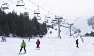 La previsión de nevadas anima la llegada de marzo en las estaciones de Aramón