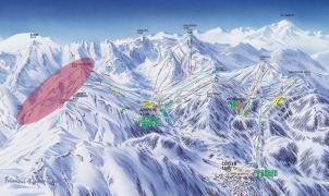 Nuevos mapas de las estaciones de Aramón con las ampliaciones de pistas de esquí y remontes