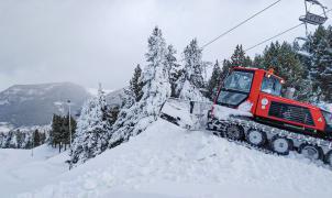 Es definitivo. Aramón no abrirá sus estaciones de esquí este invierno