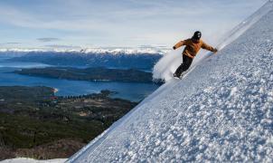Cerro Bayo apuesta por la nieve producida en la temporada 2019