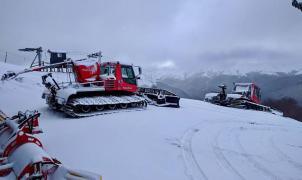 Se adelanta el invierno en el Hemisferio Sur y las estaciones de Argentina están a punto de nieve