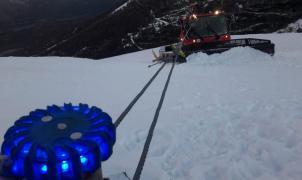 Debido a las nevadas advierten por peligro de avalancha en el cerro Catedral
