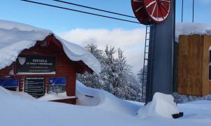 Vídeo: Cerro Chapelco no puede abrir por el alto riesgo de avalanchas