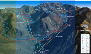 La futura macroestación 'Cerro Punta Negra' pasa su primera prueba de fuego en mayo