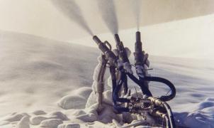FGC retira 529 toneladas de chatarra de las cinco estaciones de esquí en 2020