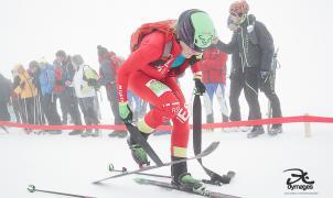 Clàudia Galicia se proclama vencedora de la Copa del Mundo de esquí de montaña