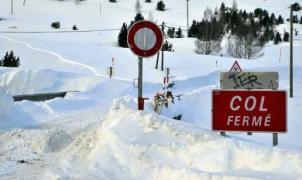Francia se compromete a trabajar para evitar el cierre por nieve de la RN20 en los accesos a Andorra