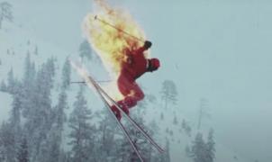 """""""El color del esquí"""" de Warren Miller, por primera vez completa y """"free"""", en YouTube"""