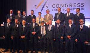 Eduardo Valenzuela nuevo miembro del Consejo de la Federación Internacional de Esquí (FIS)
