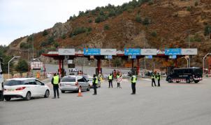 La Cerdanya y el Ripollès claman contra el cierre perimetral y la Generalitat les ofrece 4,3 millones