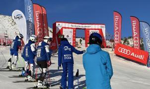 La RFEDI ha hecho realidad el proyecto ecosostenible Green Sport Flag este invierno