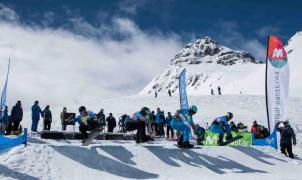 Formigal volverá a acoger la Copa del España de Snowboardcross y skicross el fin de semana