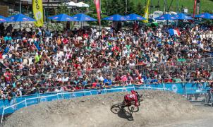 Épica final de descenso en la Copa del Mundo UCI MTB Vallnord, liderazgo para Seagrave y Vergier