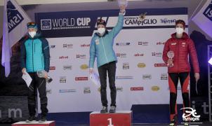 Marta Garcia bronce en la clasificatoria final de la Copa del Mundo Overall. Albert Pérez Plata en la Copa Individual