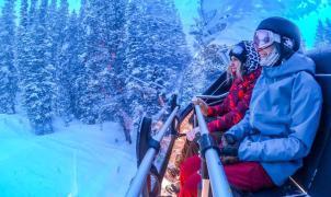 """El """"fast track """"que evita hacer colas pagando más llega a los remontes de las estaciones de esquí"""