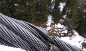 Pal-Arinsal espera reparar los cables saboteados de los telesillas esta misma semana